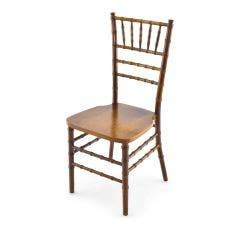 Wood Chiavari Chair - Light Fruitwood
