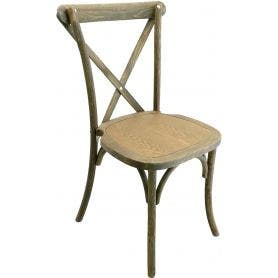 Famhouse Cross Back Chair